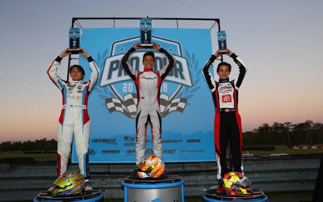 SUPERKARTS! USA SPRINGNATIONALS IS NEXT FOR TALENTED ARIAS DEUKMEDJIAN