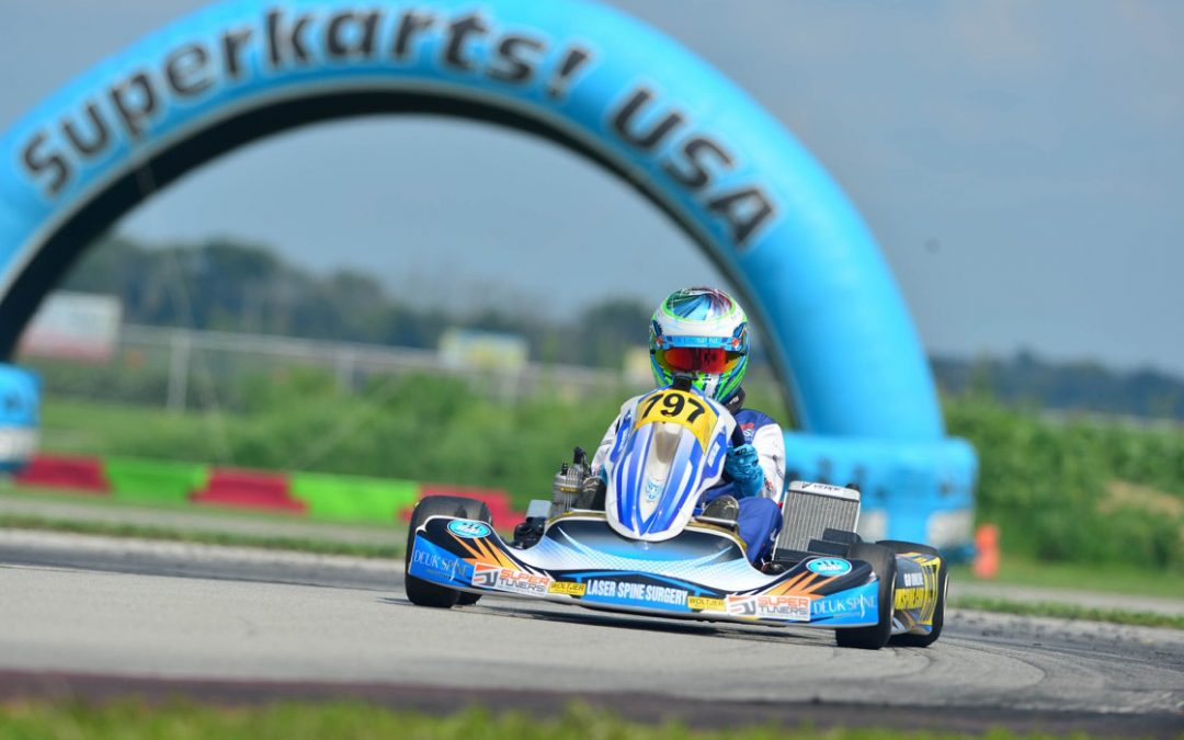 ARIAS DEUKMEDJIAN IS THE SUPERKARTS! USA PRO TOUR CHAMPION